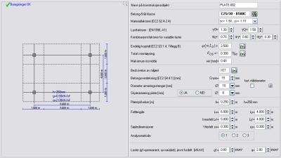 Betonexpress Design Of Concrete Structures According To Eurocode 2